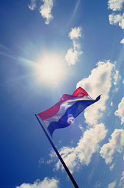 The Dutch flag is the oldest tricolor